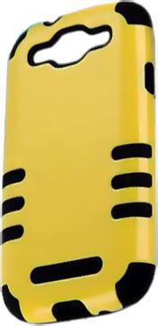 Чехол для Samsung I9300 Nillkin Meow Star Yellow-Black - общий вид