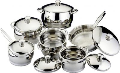 Набор кухонной посуды BergHOFF Cosmo 1112268 - общий вид