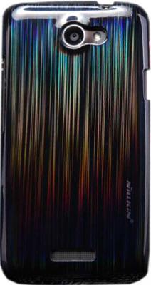 Чехол для телефона Nillkin Dynamic Color Ink Black (для ONE X) - общий вид