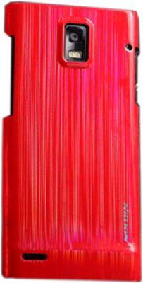 Задняя крышка для Huawei U9200 Nillkin Dynamic Color Cherry Red - общий вид