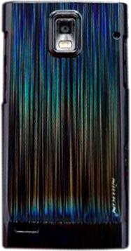 Задняя крышка для Huawei U9200 Nillkin Dynamic Color Ink Black - общий вид