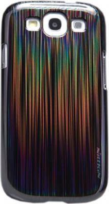 Задняя крышка для Samsung I9300 Nillkin Dynamic Color Ink Black - общий вид