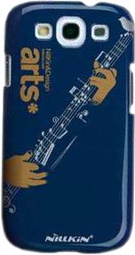 Задняя крышка для Samsung I9300 Nillkin Art Show Guitar - общий вид