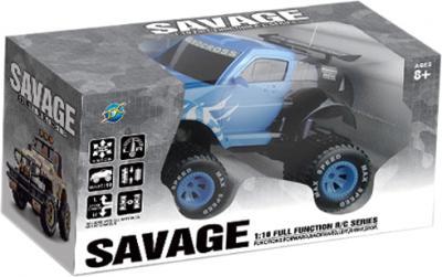 Радиоуправляемая игрушка Maxspeed Автомобиль Savage Overlord (1559CH) - упаковка