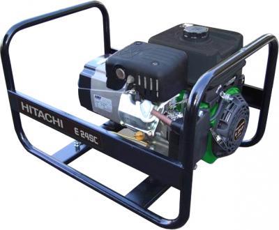 Бензиновый генератор Hitachi E24SC - общий вид