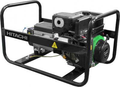 Бензиновый генератор Hitachi E62SC - общий вид