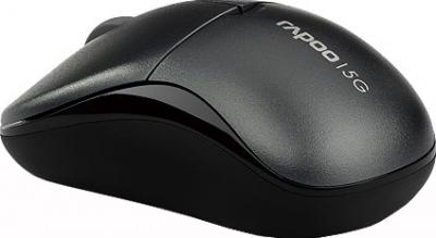 Мышь Rapoo 1190 Gray - общий вид
