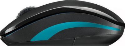 Мышь Rapoo 6610 (черный) - вид сбоку