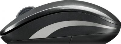 Мышь Rapoo 6610 (серый) - вид сбоку