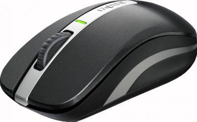 Мышь Rapoo 6610 (серый) - общий вид