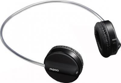 Наушники-гарнитура Rapoo Wireless Stereo Headset H3050 (черный) - общий вид