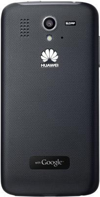 Смартфон Huawei Ascend G302D (U8812D) Black - задняя панель