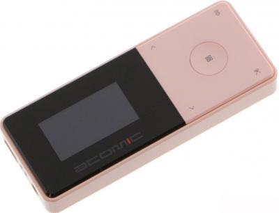 MP3-плеер Atomic F-30 (4Gb) Pink - общий вид
