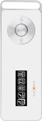 MP3-плеер TeXet T-11 (4GB) White - вид спереди