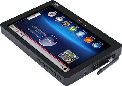 MP3-плеер TeXet T-939HD (4 Gb) Black - вид сверху