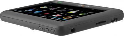 MP3-плеер TeXet T-990A (8Gb) Black - вид сверху