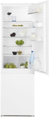 Холодильник с морозильником Electrolux ENN2901ADW - общий вид
