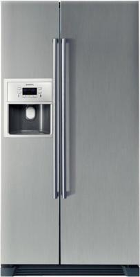 Холодильник с морозильником Siemens KA58NA45RU - вид спереди
