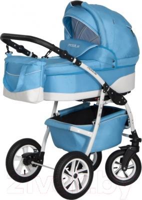 Детская универсальная коляска Riko Modus 3 в 1 (07)