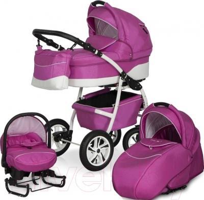 Детская универсальная коляска Riko Modus 3 в 1 (09)