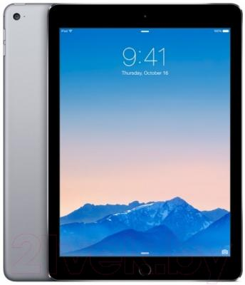 Планшет Apple iPad Air 2 32GB / MNV22TU/A (серый космос)