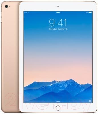 Планшет Apple iPad Air 2 32GB / MNV72TU/A (золото)