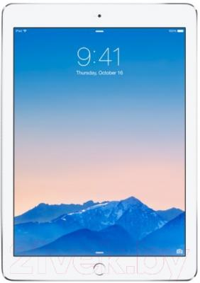 Планшет Apple iPad Air 2 32GB 4G / MNVQ2TU/A (серебристый)