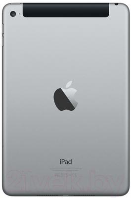 Планшет Apple iPad mini 4 32GB 4G / MNWE2RK/A (серый космос)