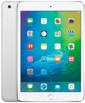 Планшет Apple iPad mini 4 32GB 4G / MNWF2RK/A (серебристый)