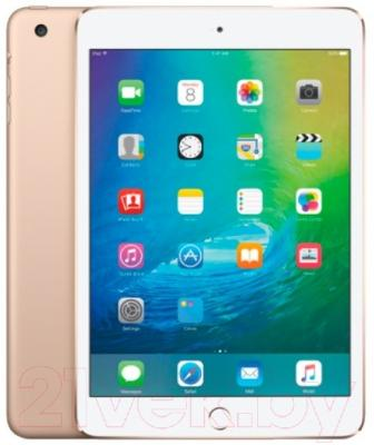 Планшет Apple iPad mini 4 32GB 4G / MNWG2RK/A (золото)