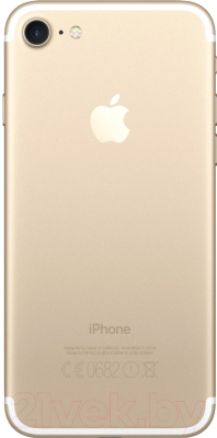 Смартфон Apple iPhone 7 32GB (золото)