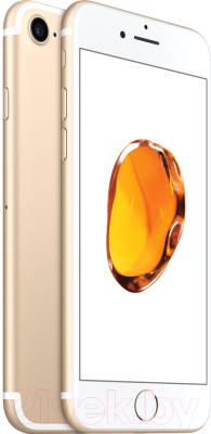 Смартфон Apple iPhone 7 128GB (золото)