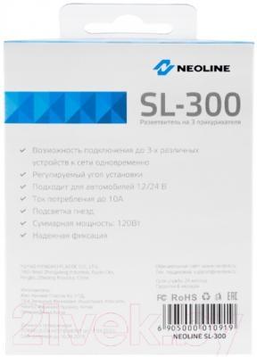 Разветвитель в прикуриватель NeoLine SL-300