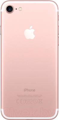 Смартфон Apple iPhone 7 256GB (розовое золото)