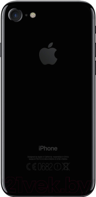 Смартфон Apple iPhone 7 256GB (черный оникс)