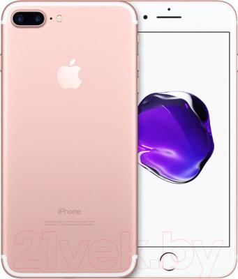 Смартфон Apple iPhone 7 Plus 128GB (розовое золото)