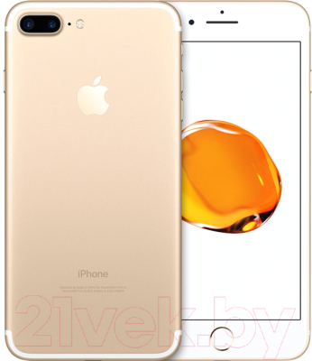 Смартфон Apple iPhone 7 Plus 256GB (золото)