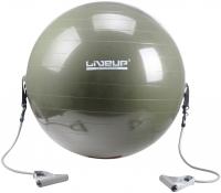 Фитбол с эспандерами LIVEUP LS3227 -