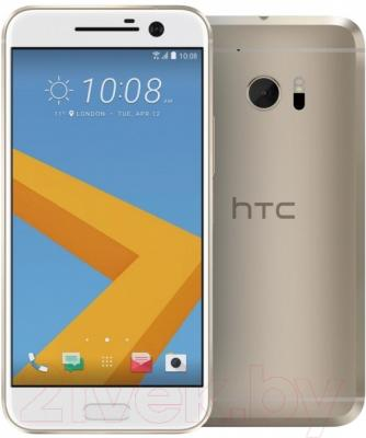 Смартфон HTC One M10 (золото)