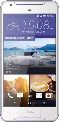 Смартфон HTC Desire 628 (белый кобальт)