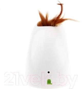 Игрушка для животных Gigwi Feather Hider 75311
