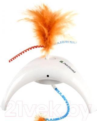 Игрушка для животных Gigwi Feather Spinner 75312