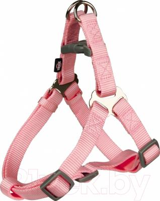Шлея Trixie Premium Harness 20447 (S, розовый)