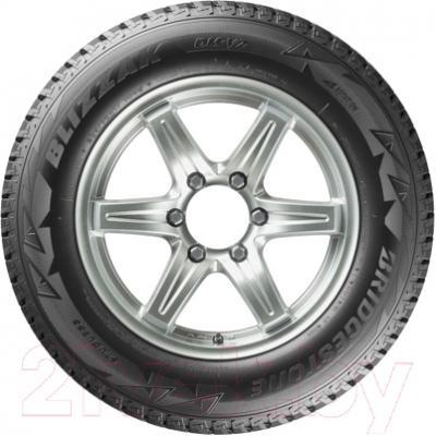 Зимняя шина Bridgestone Blizzak DM-V2 265/60R18 110R