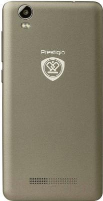 Смартфон Prestigio Wize P3 3508 / PSP3508DUOMETAL (металлик)
