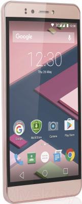 Смартфон Prestigio Muze D3 / PSP3530DUOROSEGOLD (розовое золото)