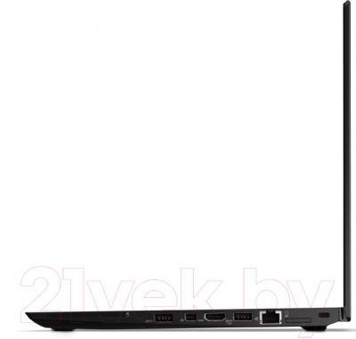 Ноутбук Lenovo ThinkPad T460s (20F90042RT)