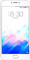 Смартфон Meizu M3 Note 32Gb (серебристый/белый) -