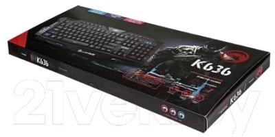 Клавиатура Marvo K636