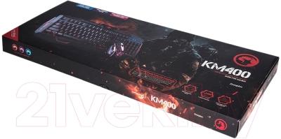 Клавиатура+мышь Marvo KM400
